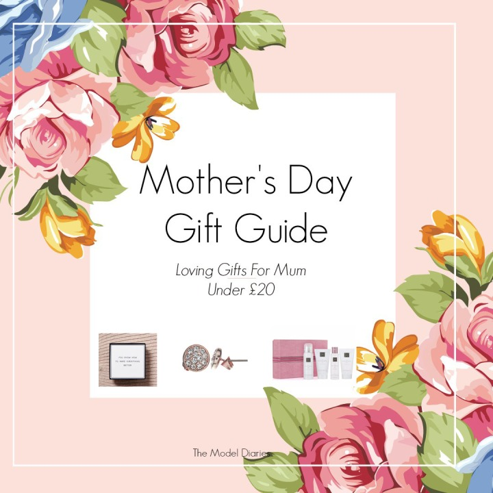 Mother's Day Gift Guide Under £20