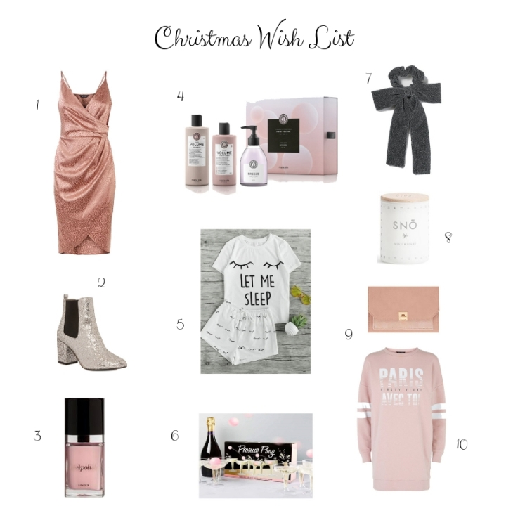 Gift Ideas for Her.. Our Christmas Wish List 2018